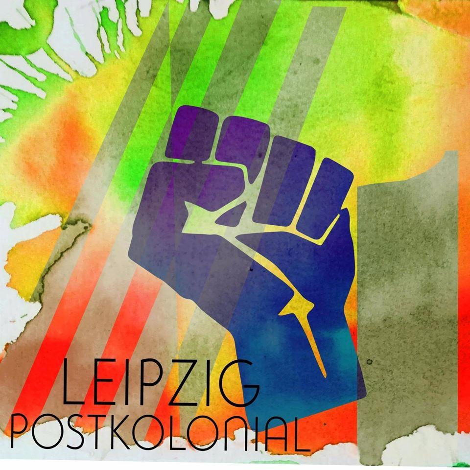 Leipzig Postkolonial - Logo
