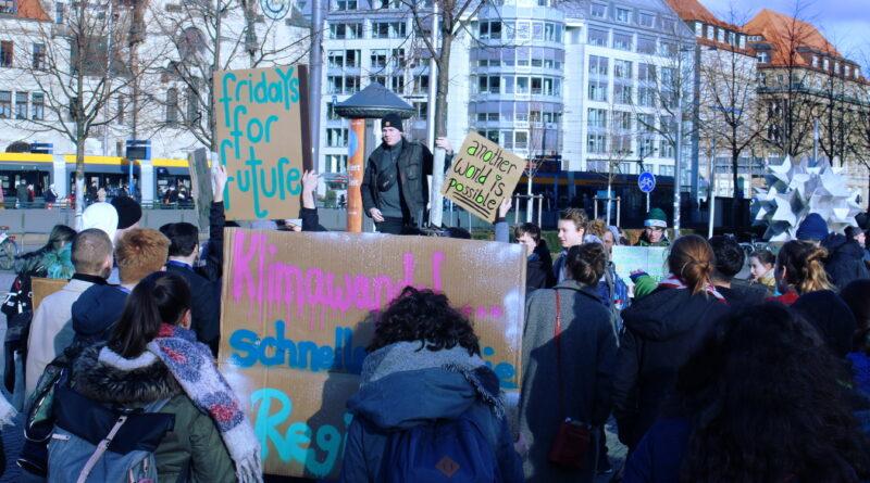 Fridays for Future - Tanzen für das Klima