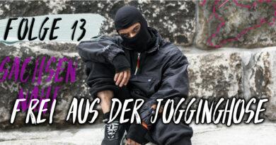 Sachsennaht Podcast Folge 13 - Frei aus der Jogginghose