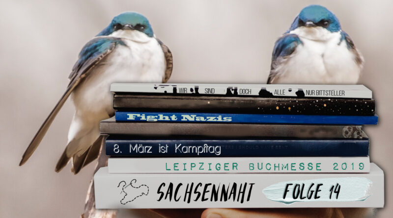 Sachsennaht Podcast Folge 14 - Versönhnliche Töne