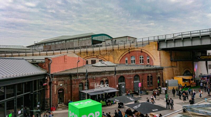 Die re:publica findet vom 6.-8.5.2019 in der STATION Berlin statt