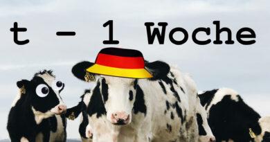 Sachsennaht Podcast Folge 24: t-1 Woche