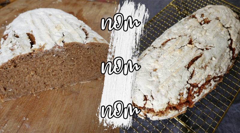 Back Dein eigenes Roggenbrot! - Teil 2: Das Brot
