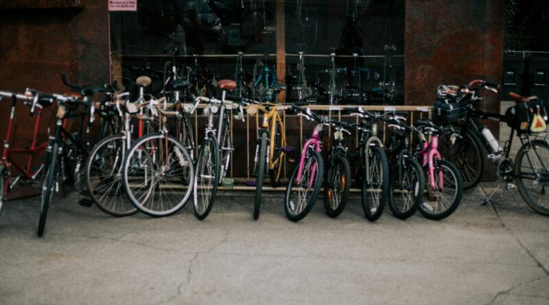 Symbolbild: Fahräder für den Fahrradmarkt am 12 Oktober 2019