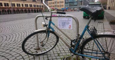 In der Leipziger Innenstadt sollen Fahrräder für den Weihnachtsmarkt geräumt werden. Dann lieber: Alternative Weihnachtsmärkte in Leipzig