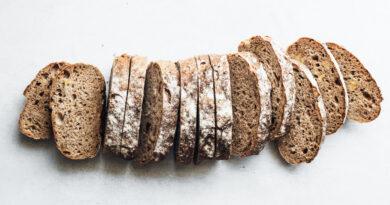 selbst gebackenes Brot