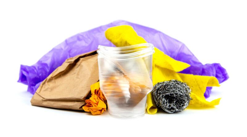 Ein Haufen Haushaltsprodukte - die lassen sich auch einfach selber machen