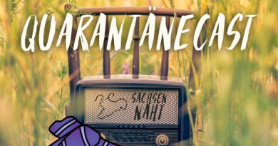 Sachsennaht Folge 33 - Quarantänecast
