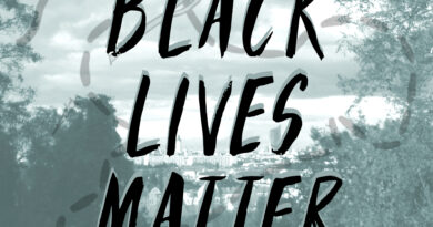 Text: Black Lives Matter